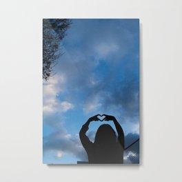 Love Thee Metal Print