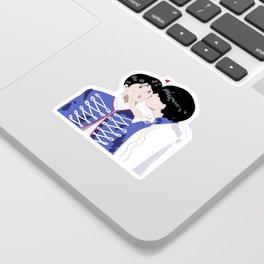BTS Taekook kiss Sticker