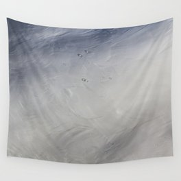 Swan Feathers Wall Tapestry
