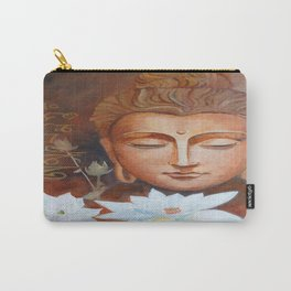 Siddhartha Carry-All Pouch