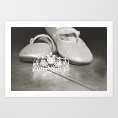 Daddy's Little Princess Art Print