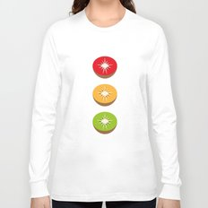 Go Kiwi Long Sleeve T-shirt