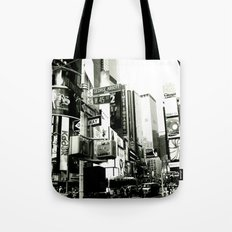 WHITEOUT : Life in the City Tote Bag
