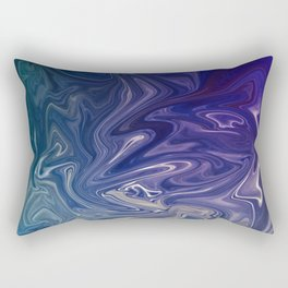 Blues Rectangular Pillow