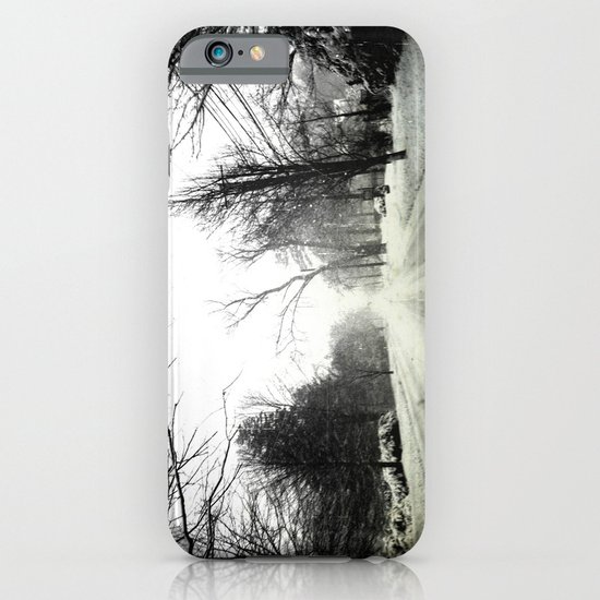 The Only Way Out iPhone & iPod Case