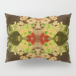 Carpet Bag Reimagined Pillow Sham