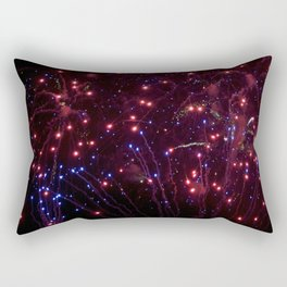 Glitter in the Sky Rectangular Pillow