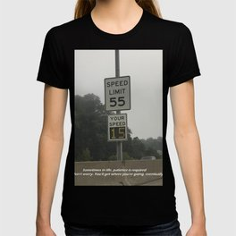 Patience is a Necessity T-shirt
