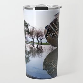 the ball Travel Mug