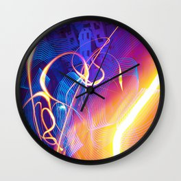 Chaos and Lines - Intro to Lightfight Wall Clock