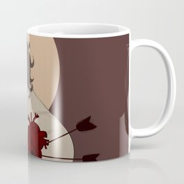 Heart's A Mess Coffee Mug