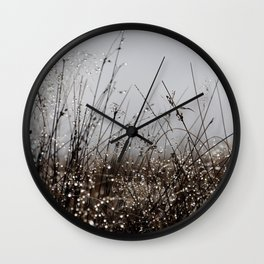 One of These Mornings Wall Clock