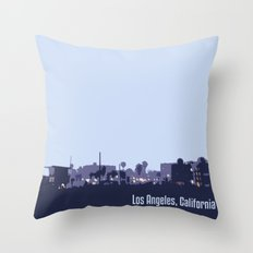 Venice Beach, Los Angeles Throw Pillow