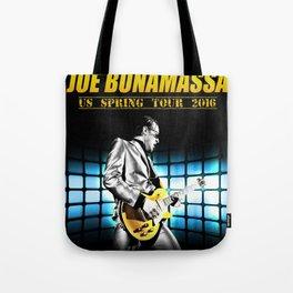 Joe Bonamassa Tote Bag