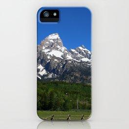 Fascinating Nature iPhone Case