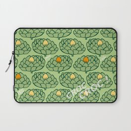 Artichoke GreenOrange Laptop Sleeve