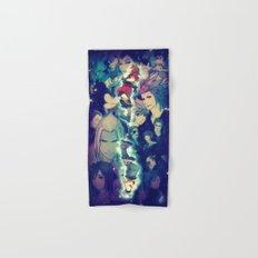 Kingdom Hearts Hand & Bath Towel