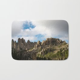 Cathedral Spires Bath Mat