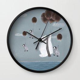someday i'll fly away Wall Clock