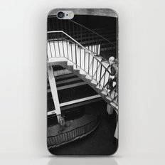 winding staircase iPhone & iPod Skin