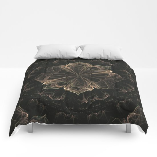Ornate Blossom Comforters