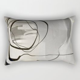 Shout from the Rooftops Rectangular Pillow