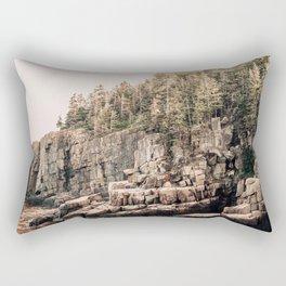 Northern Glow Rectangular Pillow