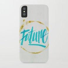 Future Slim Case iPhone X