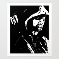 green arrow Art Prints featuring Arrow by Seth House