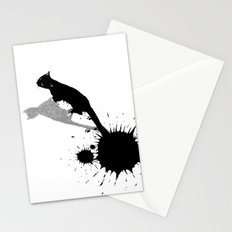 Inkcat2 Stationery Cards