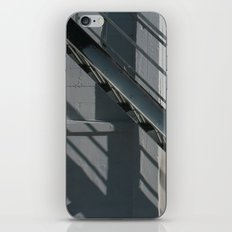 Stairs Black and White iPhone & iPod Skin