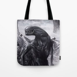 Alien - Xenomorp Tote Bag