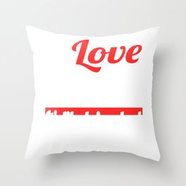 I Love Sleeping It's Like Being Dead Without The Commitment T-shirt Design Napping Resting Relax Throw Pillow