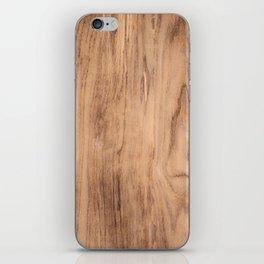 Wood Grain #575 iPhone Skin