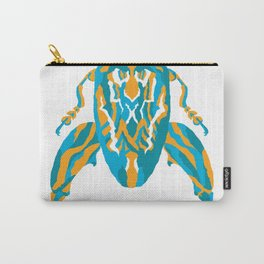 Sagra Beetle _ Psychedelic bug 3.2 _ Besouro Independente Carry-All Pouch