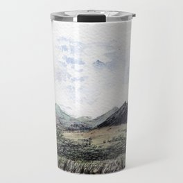 Sawtooth in Summer Travel Mug