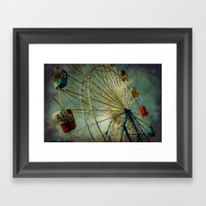 Synergy Framed Art Print