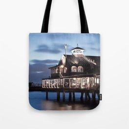 Evening Stillness Tote Bag