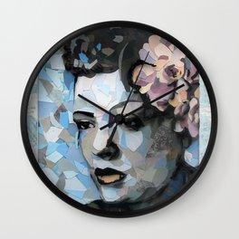 Billie Holiday Wall Clock