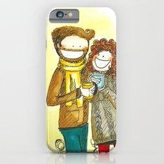 Coffee + Love Slim Case iPhone 6s