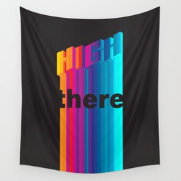 High There II Wall Tapestry