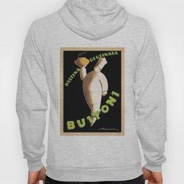 Vintage Buitoni Pasta Advert - Circa 1928 Hoody
