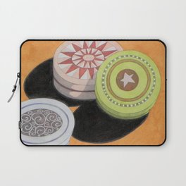 Small bowls n. 2 Laptop Sleeve