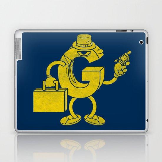 G-Man Laptop & iPad Skin