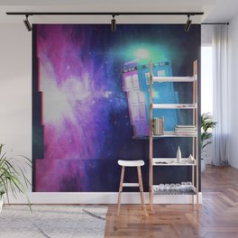 Doctor Who Wall Mural