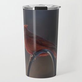 Bird On A Wire Travel Mug