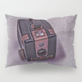 Old Brownie Camera Pillow Sham