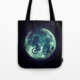 E.T.B. (variant) Tote Bag