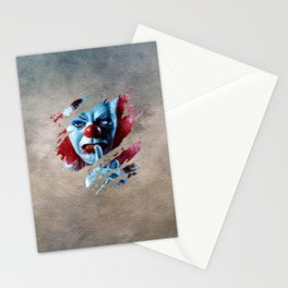 Clown 06 Stationery Cards
