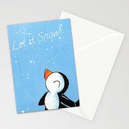 Flakey Flurry Stationery Cards